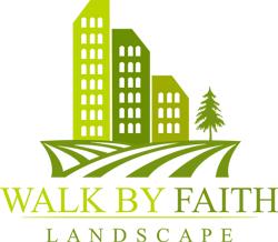 Walk By Faith Landscape